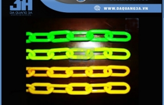 Photoluminescent Plastic Glow Chains