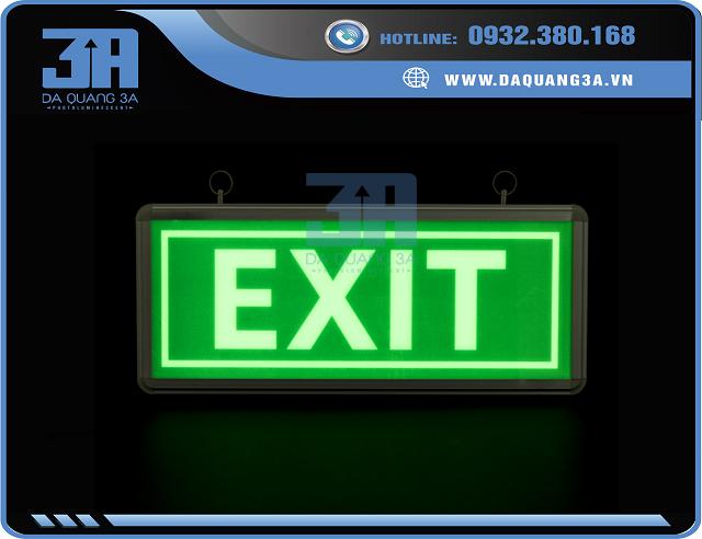 Đèn exit dạ quang chính hãng 3A