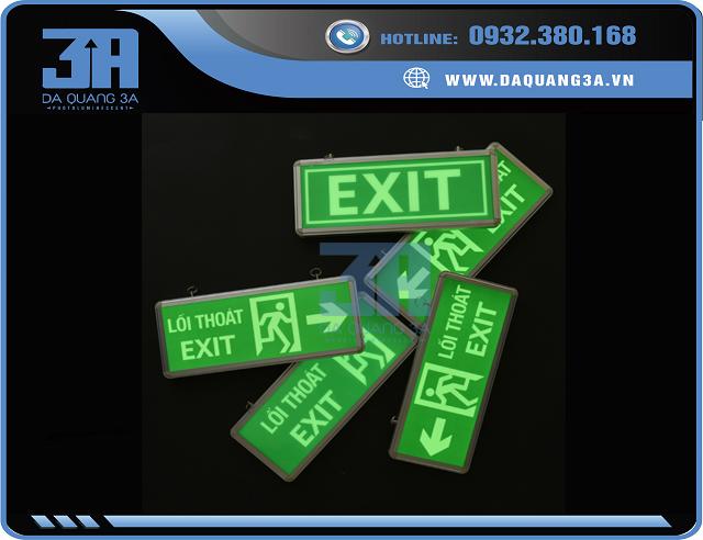 Đèn exit dạ quang giá rẻ, chất lượng nhất