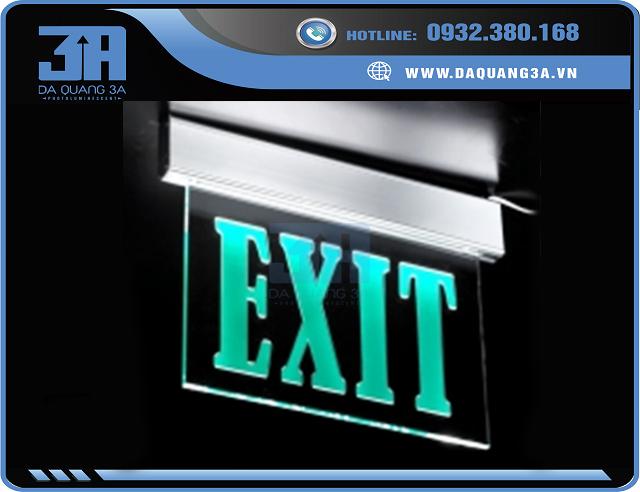 Đèn exit, đèn exit sự cố giá rẻ, chất lượng tốt nhất hiện nay
