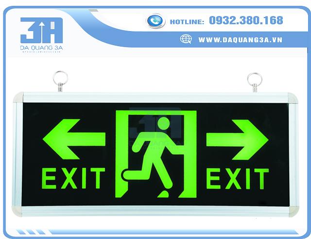 Đèn exit, biển exit dạ quang giá rẻ