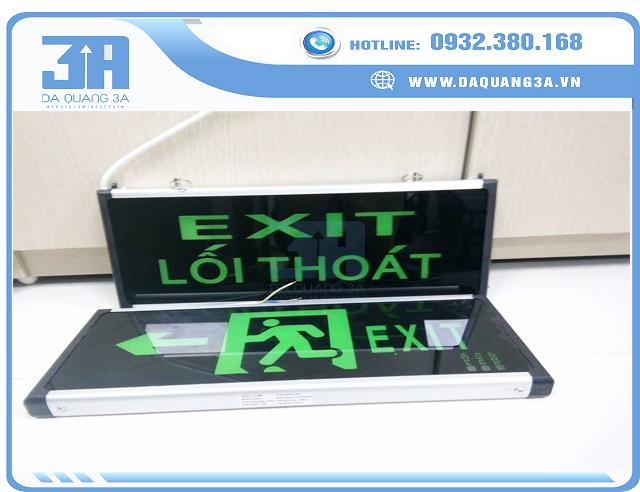 Đèn exit, đèn exit sự cố giá rẻ, chất lượng tốt