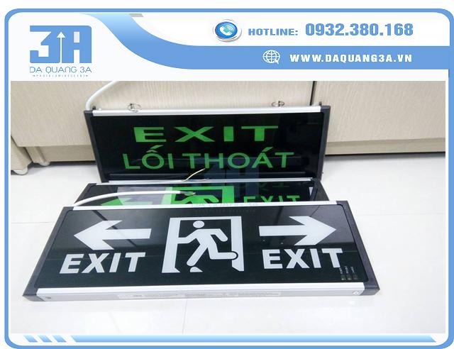 Đèn exit, đèn exit sự cố chính hãng