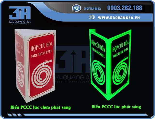 Top 3 biển báo PCCC dạ quang giá rẻ, giúp thoát nạn nhanh nhất